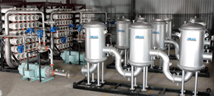 Skid Mounted Desalination